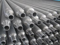 Single metal aluminum rolling tube